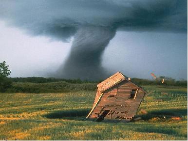 Furacões, tornados