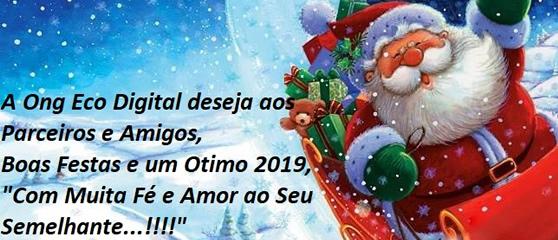 Cartão Natal 2018