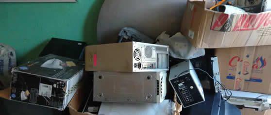 A Ong Eco Digital fecha convênio para coleta de Lixo Digital Eletrônico com o CIC NORTE – CENTRO DE INTEGRAÇÃO DA CIDADANIA, na comunidade Jova Rural – Jaçanâ